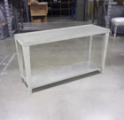 Mercer Console Table Slate Finish