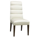 15220-H Tapered Back Channeled Side Chair